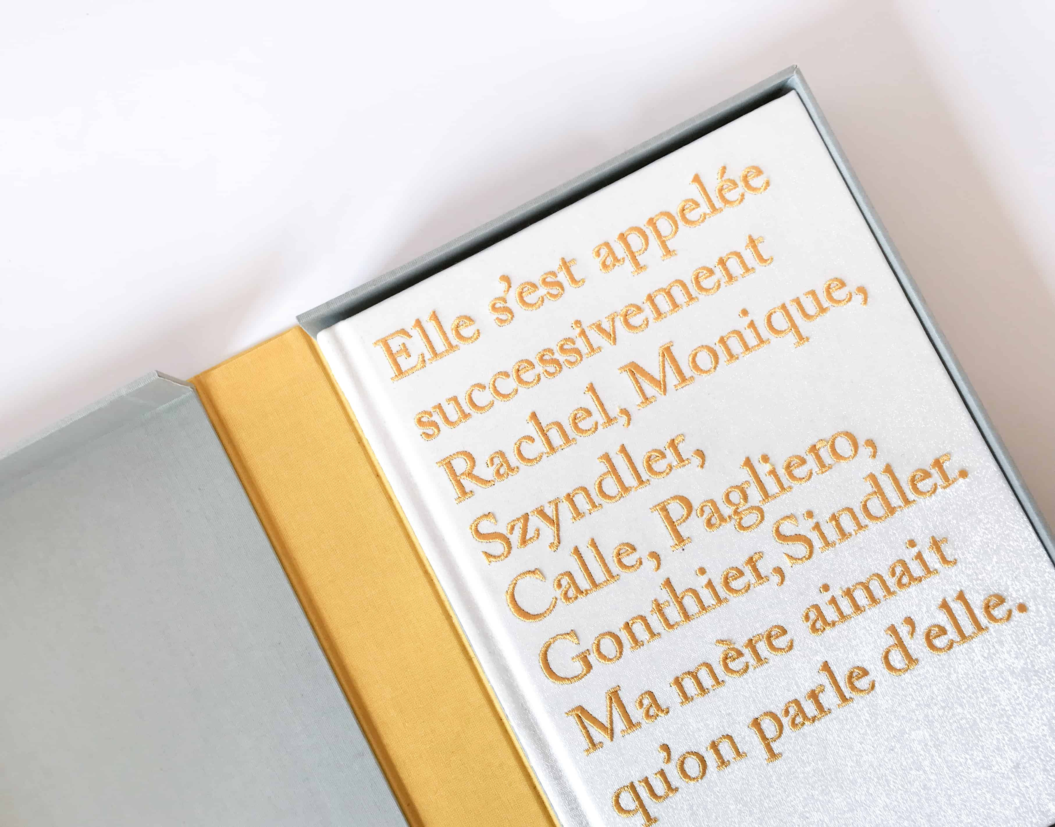 Camille Stoffel Miscellaneous Bindings →